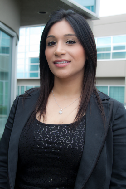 Alecia Parmar - Office Administrator of Guildford Brook Estates Developments